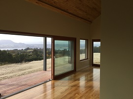 New passive three bedroom home in Taupo